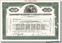 Massey-Harris Company Ltd.