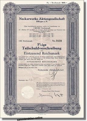 Neckarwerke Aktiengesellschaft