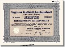 Waggon- und Maschinenfabrik AG vorm. Busch