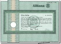 Allianz Lebensversicherungs-Aktiengesellschaft