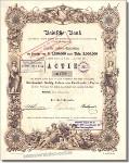 Wertpapiere vor 1900