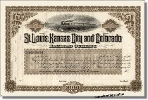St. Louis, Kansas City and Colorado Railroad Company