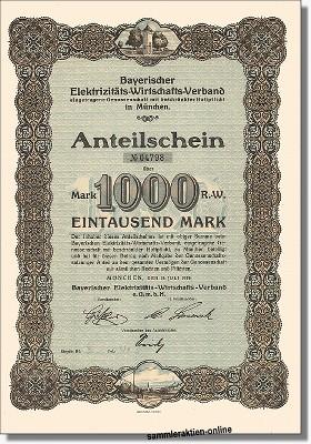 Bayerischer Elektrizitäts-Wirtschafts-Verband