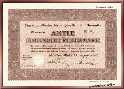 Marathon Werke AG