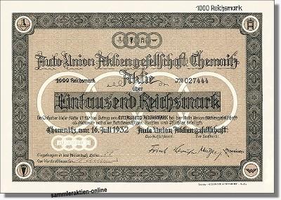 Auto Union AG - Audi