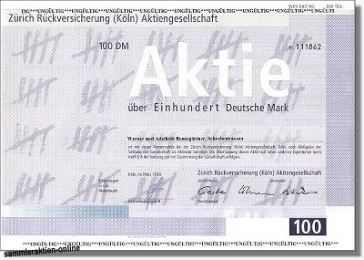 Zürich Rückversicherung