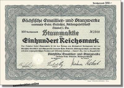 Sächsische Emaillier- und Stanzwerke AG