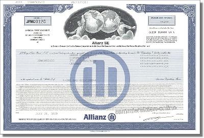 Aktien Allianz