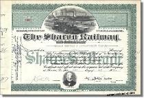 The Sharon Railway