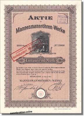 Mannesmannröhren-Werke AG