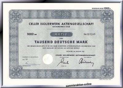Celler Isolierwerk AG