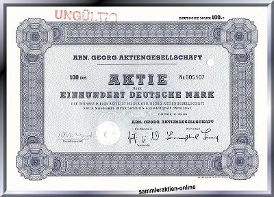 Arn. Georg AG