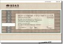 Balcke-Dürr AG - BDAG