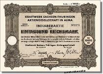 Kraftwerk Sachsen-Thüringen AG