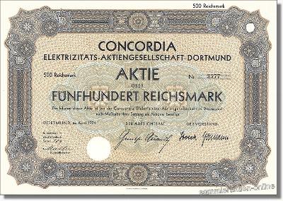 Concordia Elektrizitäts-AG