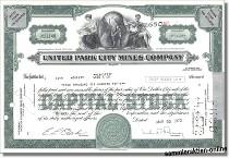 United Park City Mines Company