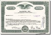 Rayette Inc.