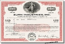 Zurn Industries Inc.