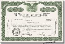 Tribune Oil Corporation