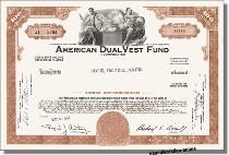 American Dual Vest Fund WPG (WEISS, PECK & GREER)