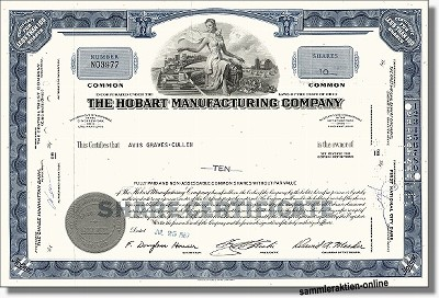 Hobart Manufacturing Company