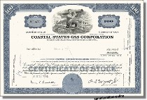 Coastal States Gas Corporation