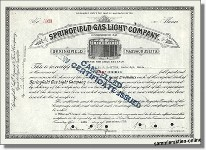 Springfield Gas Light Company