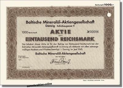 Baltische Mineralöl AG