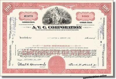 A.V.C. Corporation