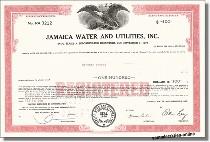 Jamaica Water and Utilities Inc.