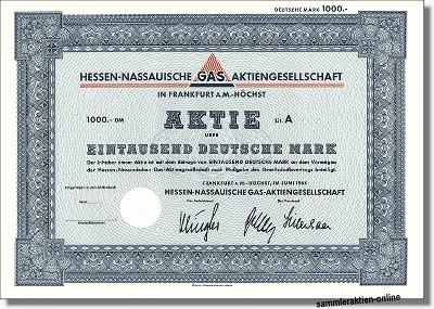 Hessen-Nassauische Gas AG