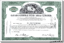 Canada General Fund Limited