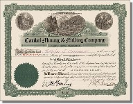 Caribel Mining and Milling Company