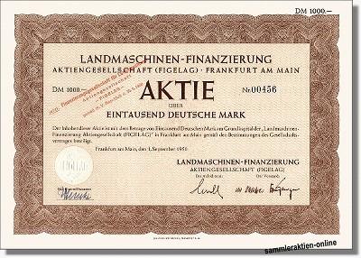 Landmaschinen-Finanzierung AG FIGELAG