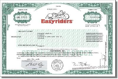 Easyriders Inc.