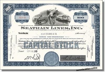 Seatrain Lines Inc.