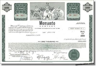 Monsanto Company - Bayer AG