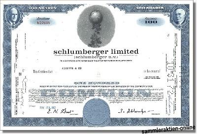 Schlumberger Limited
