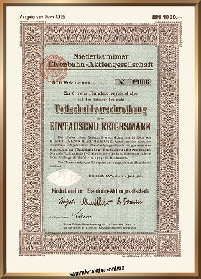 Niederbarnimer Eisenbahn-Aktiengesellschaft
