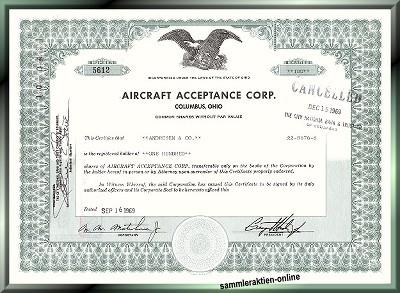 Aircraft Acceptance Corp.