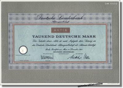 Deutsche Länderbank AG