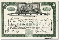 Tung-Sol Lamp Works Inc. (General Electric)