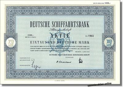 Deutsche Schiffahrtsbank Aktiengesellschaft