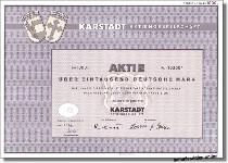 Karstadt Aktiengesellschaft