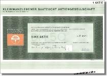 KWS - Kleinwanzlebener Saatzucht AG, vorm. Rabbethge & Giesecke