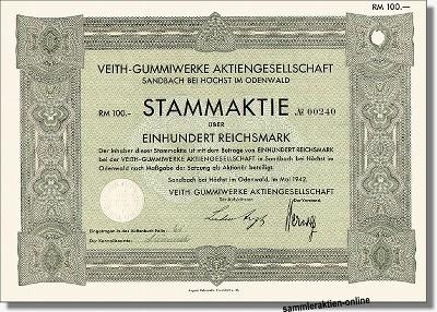 Veith-Gummiwerke AG