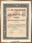 J. A. John Aktiengesellschaft
