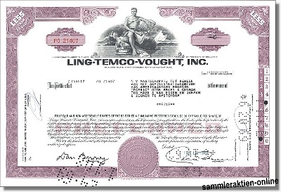 Ling-Temco-Vought Inc.