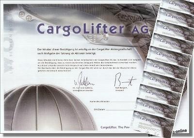 Cargolifter AG