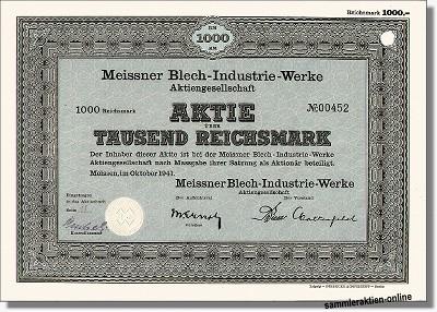 Meissner Blech-Industrie-Werke AG